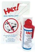 Halt! Halt Dog Repellent Repellant in Package